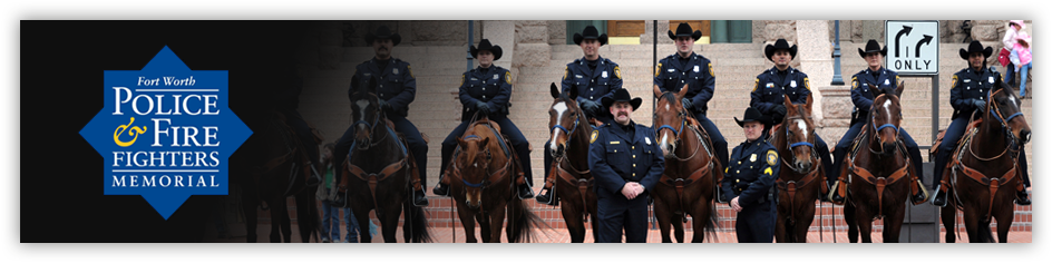 Fort Worth Police and Firefighters Memorial
